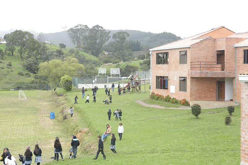 4 Colegio gimnasio campestre los alpes
